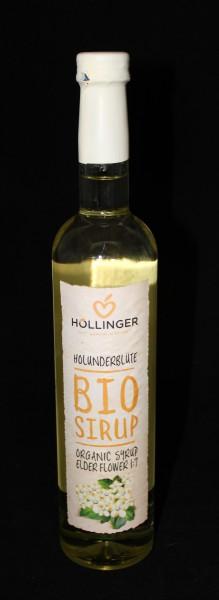 Bio Holundersirup Höllinger 0,5l