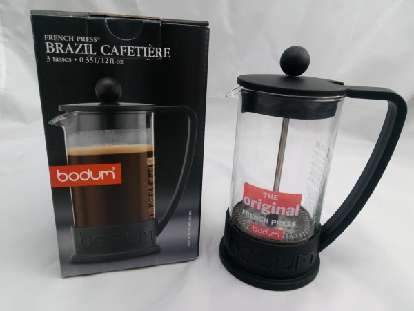 Brazil Cafetiere