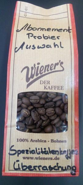 Abbo - Röstkaffee für Probierfreudige